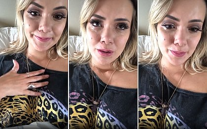 Eliminada do BBB, Marcela faz vídeo chorando: 'difícil assimilar'