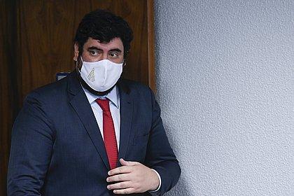 Na CPI, lobista confirma relação de amizade com Jair Renan, filho '04' de Bolsonaro