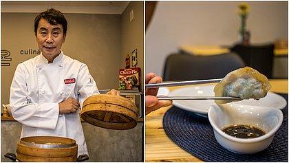 O chef coreano Kion Seo abriu o primeiro restaurante coreano presencial em Salvador. Desde junho, a Kion's Kitchen funciona na Pituba