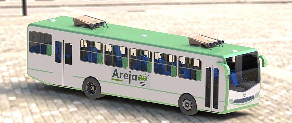 Startup baiana desenvolve projeto para diminuir calor em ônibus de Salvador