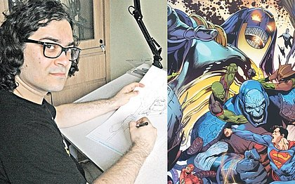 Artista brasileiro da DC Comics morre por complicações da covid-19