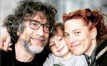 Neil Gaiman e Amanda Palmer se divorciam durante a quarentena