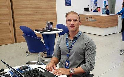 O currículo de Thiago Suassuna rendeu a ele um cargo gerencial na Tim Nordeste