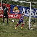 Patrick balança a rede em Pituaçu diante do Botafogo-SP