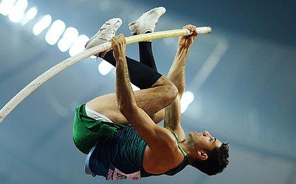 Thiago Braz acaba em 5º do salto com vara no Mundial de Atletismo