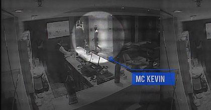 Vídeo mostra os últimos momentos de MC Kevin antes da queda em hotel