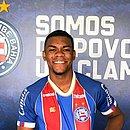 Ronaldo tem 19 anos e é a primeira contratação para o time sub-23, comandado por Dado Cavalcanti