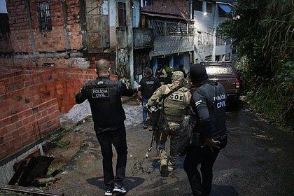 Principal alvo de operação contra quadrilha de roubo a bancos é morto em Salvador