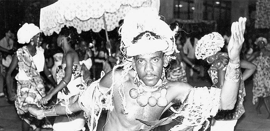 Cenas de Carnaval: a beleza negra do Ilê Aiyê