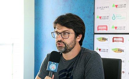 Bellintani criticou medida que limita o número de troca de treinadores durante o Brasileirão