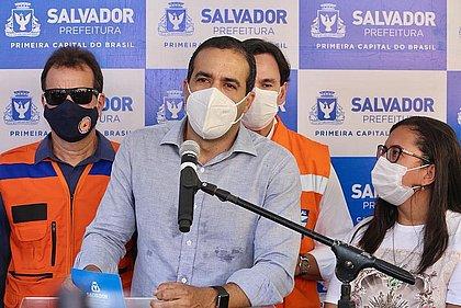 'É a imagem de Salvador projetada ao mundo', diz prefeito sobre crimes na Barra