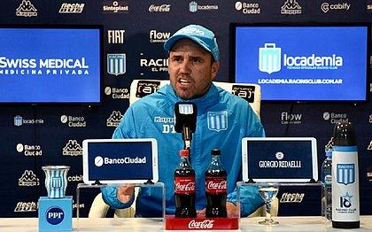 Sem citar Internacional, Eduardo Coudet confirma saída do Racing