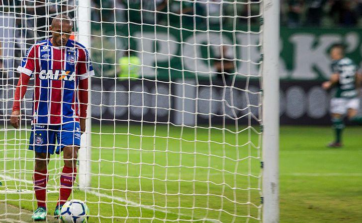 Jogadores do Bahia lamentam nova derrota fora de casa