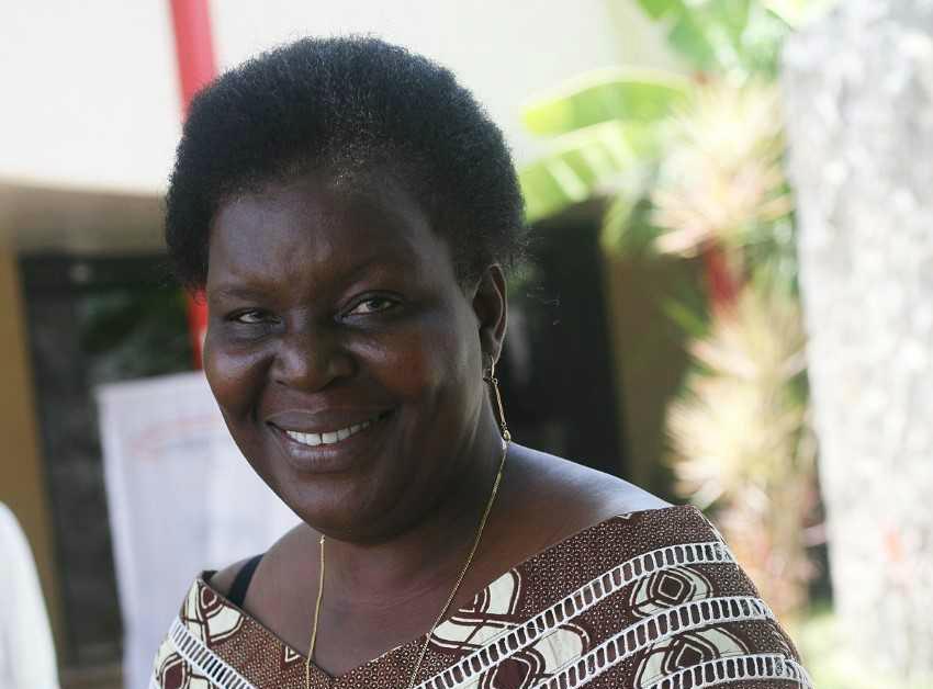 A moçambicana Paulina Chiziane participa da mesa A Máxima Potência que Habita as Palavras