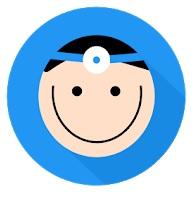 O CUCO é um assistente de saúde digital que ajuda a tirar dúvidas e guardar seu histórico médico