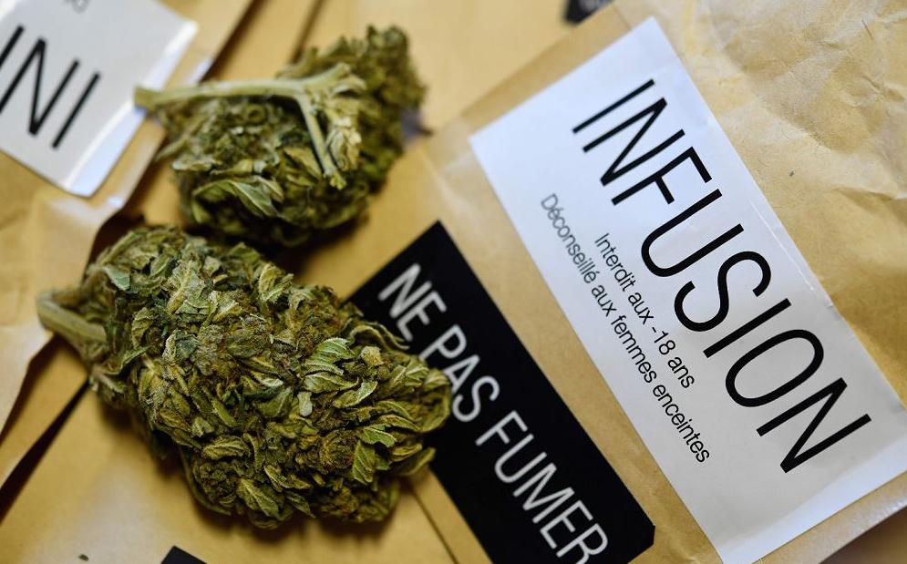 Flores da cannabis que se destinavam a ser vendido como chá de ervas eram comercializados numa loja em Brest, oeste da França. No estabelecimento foram apreendidos quase dois quilos de maconha.