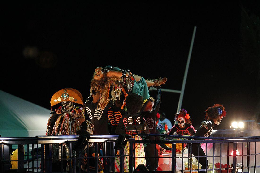 Cenas de Carnaval: Daniela Mercury - Jornal CORREIO