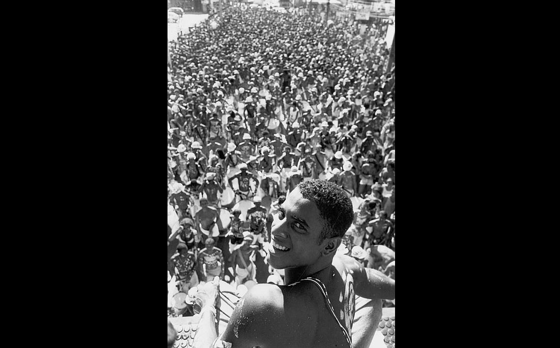 Xexéu no Carnaval 1995