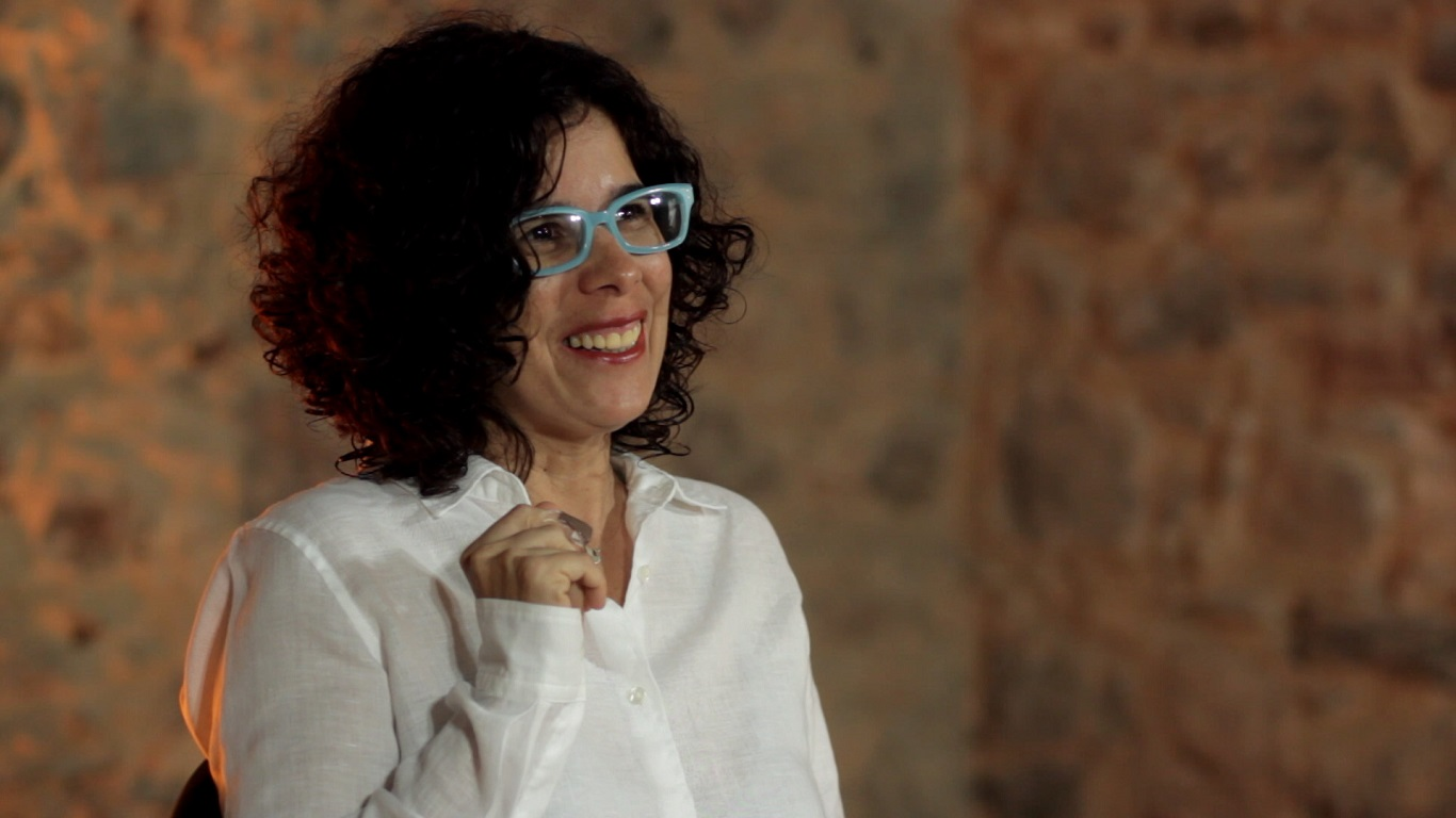 Nadja Vladi, éjornalista, professora da UFRB, pesquisadora de música e comunicação e feminista por convicção