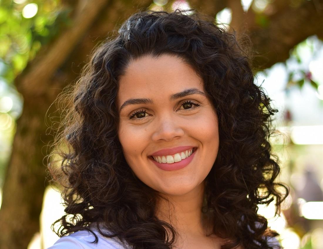 Satta Prem é terapeuta tântrica