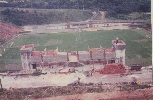 Melhoras foram feitas em 1991, antes de reinauguração