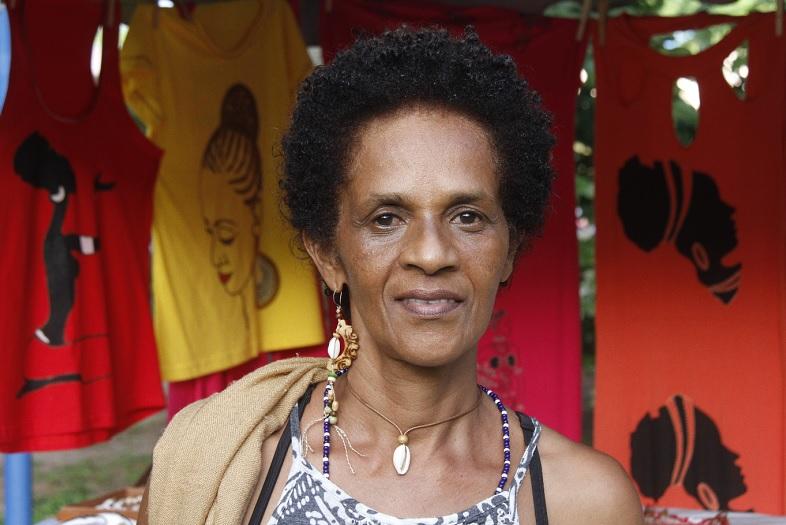 Neide Rego, 54 anos, artesã
