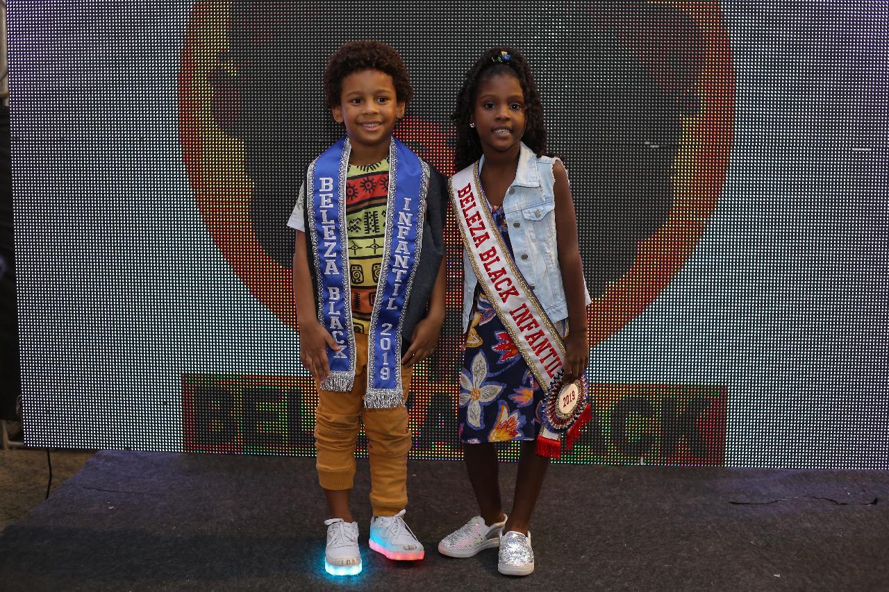 Beleza Black Infantil - Xandinho Cruz e Kiara Anjos