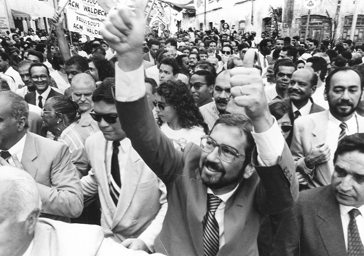 Antônio Imbassahy era o governador do estado no Dois de Julho de 1994