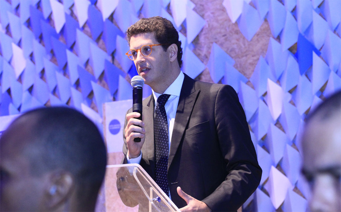 Ministro Ricardo Salles falou na Semana do Clima