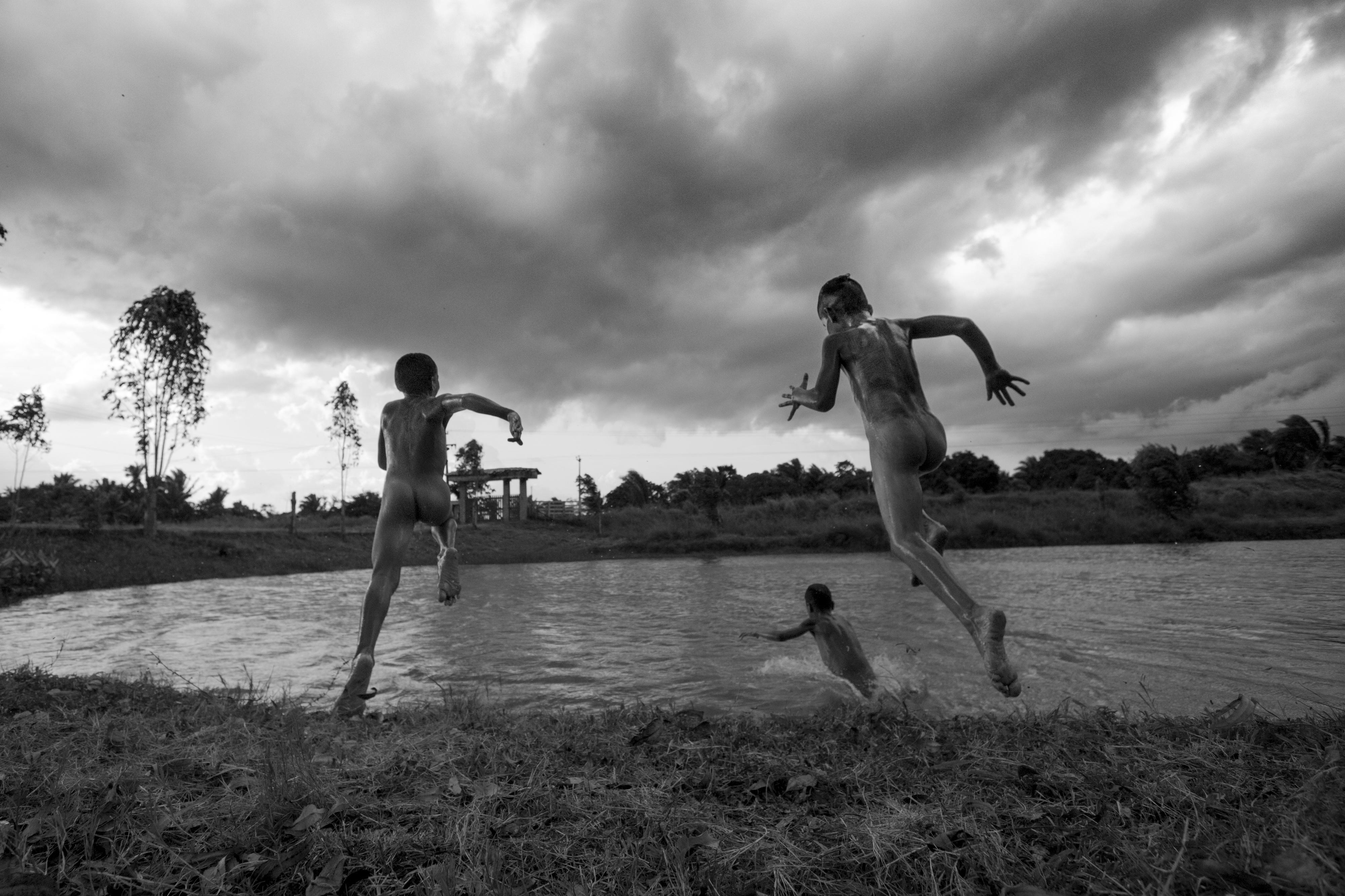 Ana Mendes venceu na categoria Fotografia Documental com a obra Pseudo Indígenas