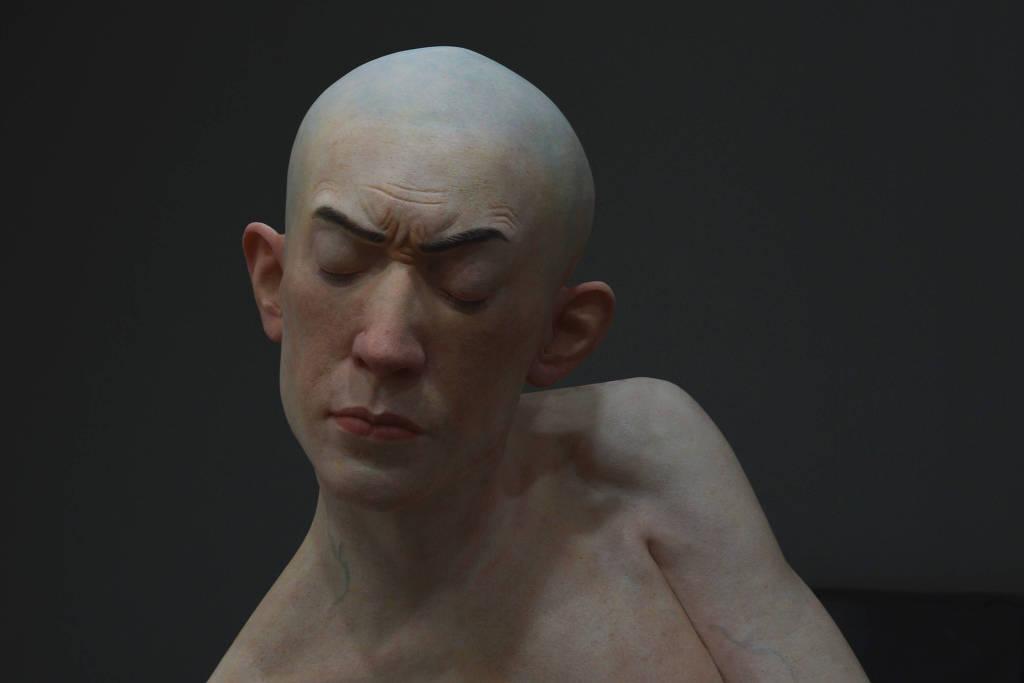 Obras hiper-realistas de Giovani Caramello são expostas na Caixa Cultural