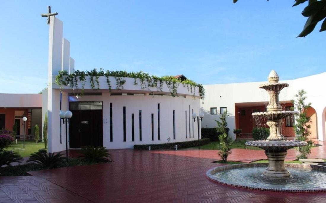 Capela da comunidade Shalom
