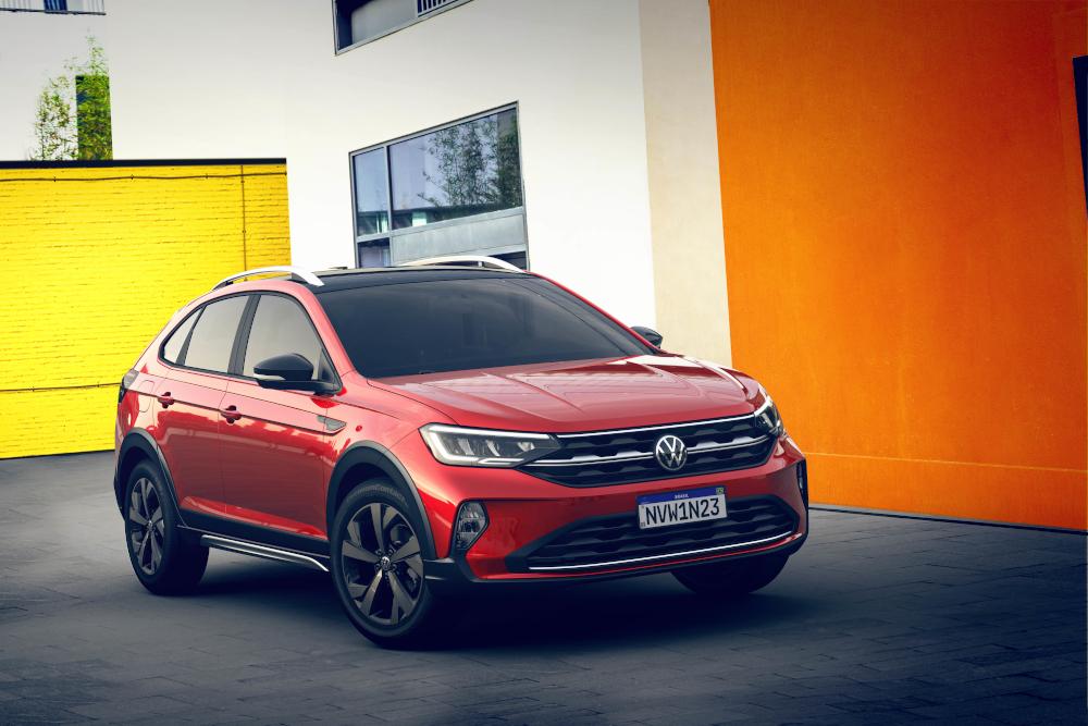 Com estilo SUV coupé, o Nivus começará a ser produzido em duas semanas