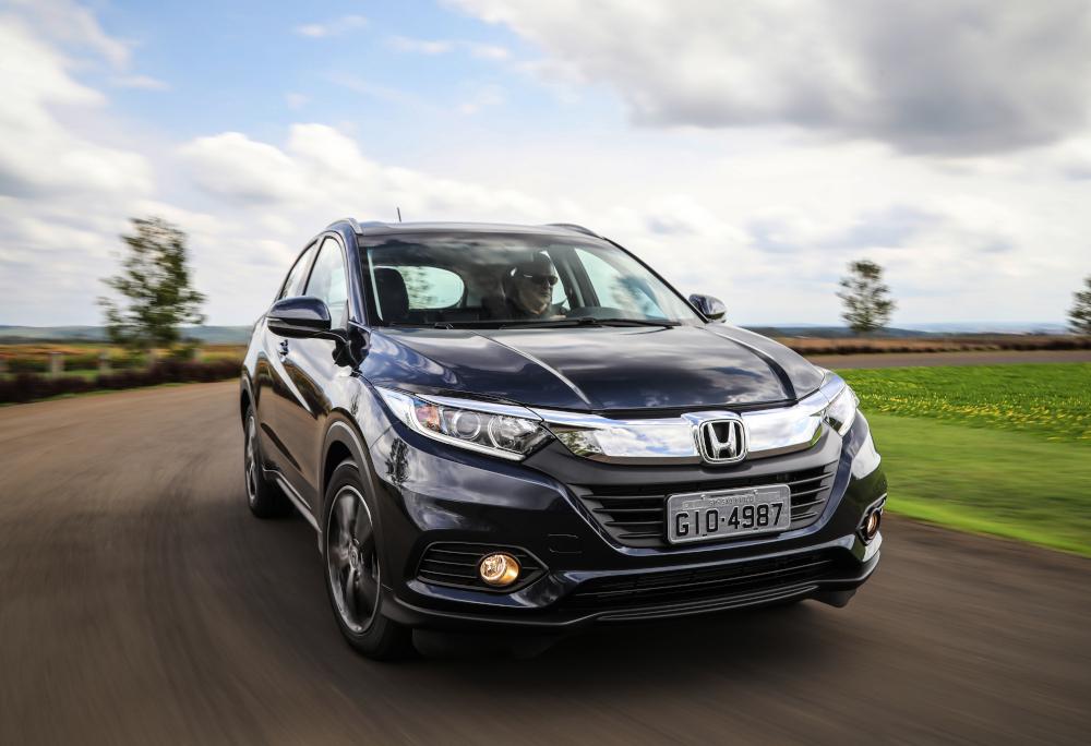 O HR-V foi o Honda mais vendido na Bahia entre janeiro e maio