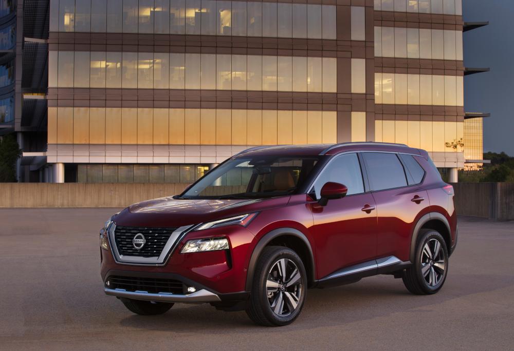 O X-Trail, da Nissan, já foi comercializado no mercado nacional anos atrás