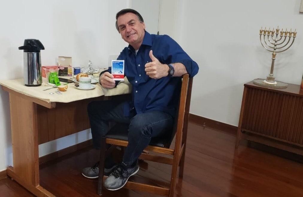 Bolsonaro diz que novo teste para coronavírus deu negativo – Jornal Correio