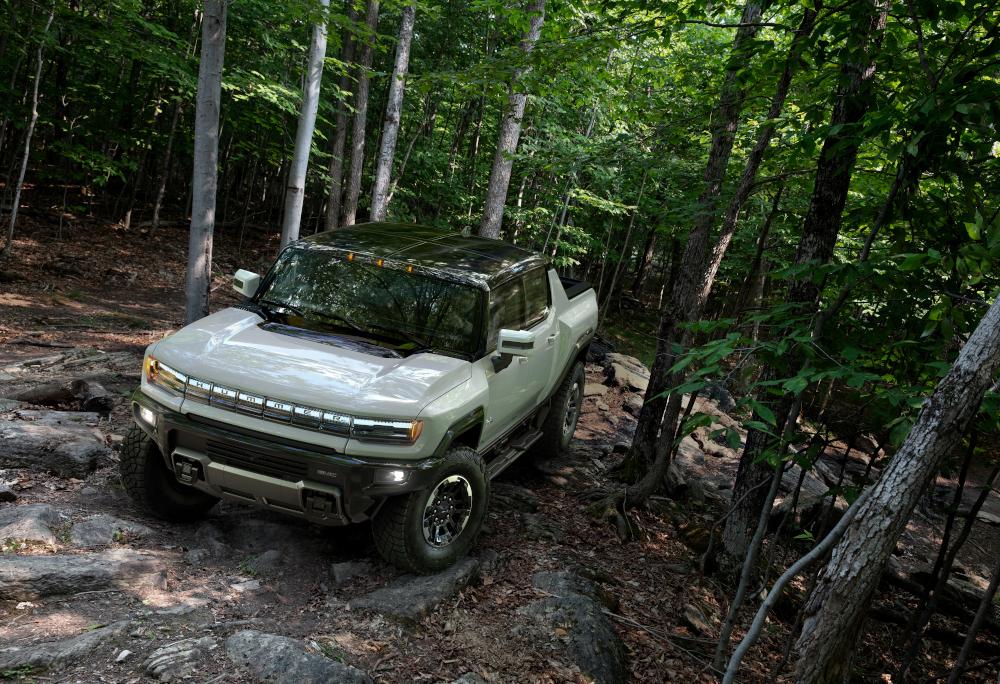 O emblemático nome Hummer vai batizar a primeira picape elétrica da GM