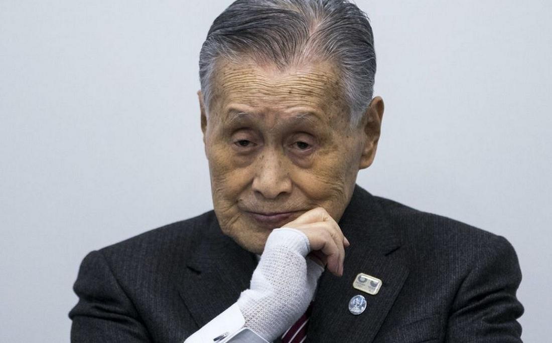 Yoshiro Mori pediu desculpas após declarações machistas
