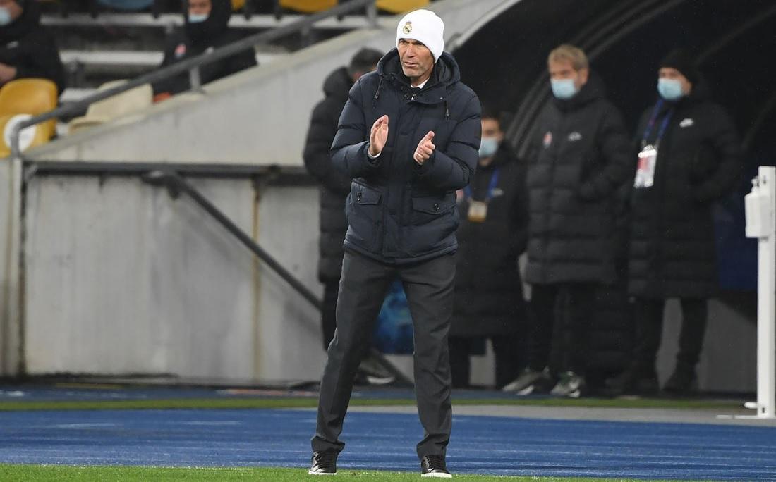 """""""Vivo o dia a dia, o agora, o jogo de amanhã"""", disse Zidane"""