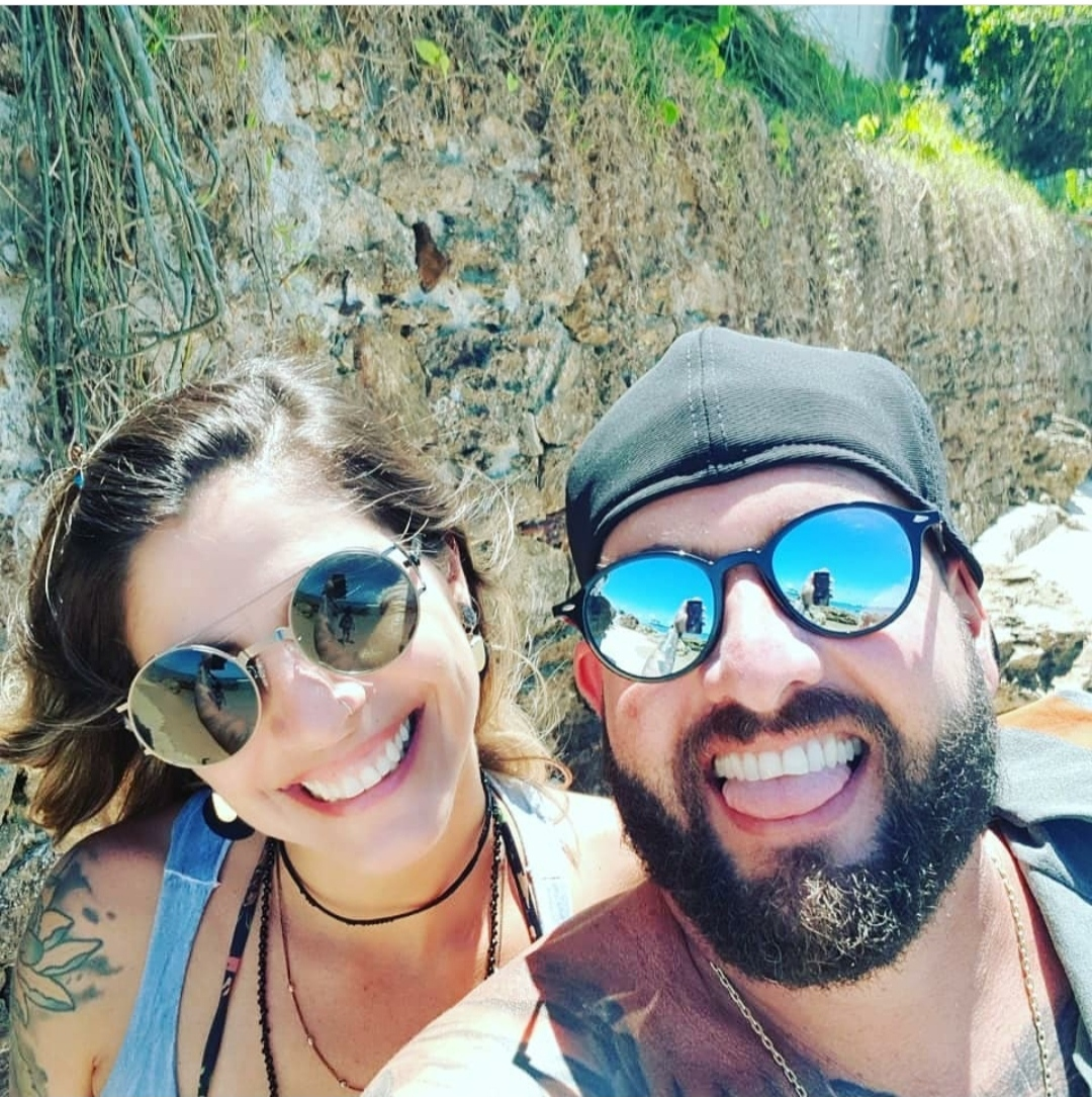Os empresários Shirley Figueredo e Leandro Troesch, presos na sexta (19)