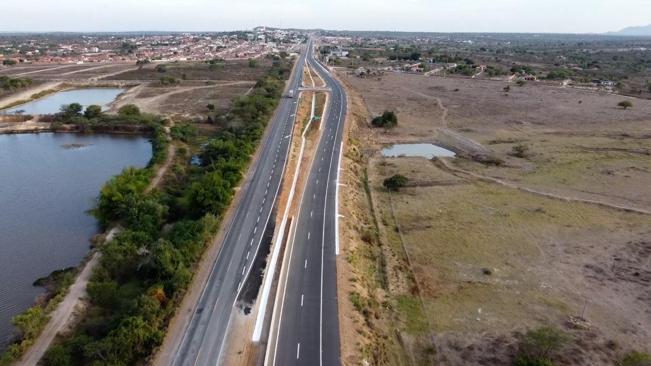 Governo Federal entrega duplicação da BR-116 entre Feira e Santa Bárbara -  Jornal Correio
