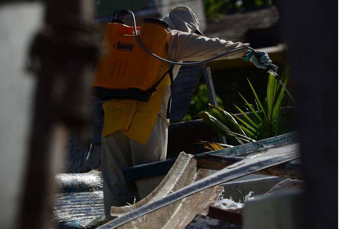 Visitas domiciliares da Operação Dengue são suspensas por conta da pandemia.