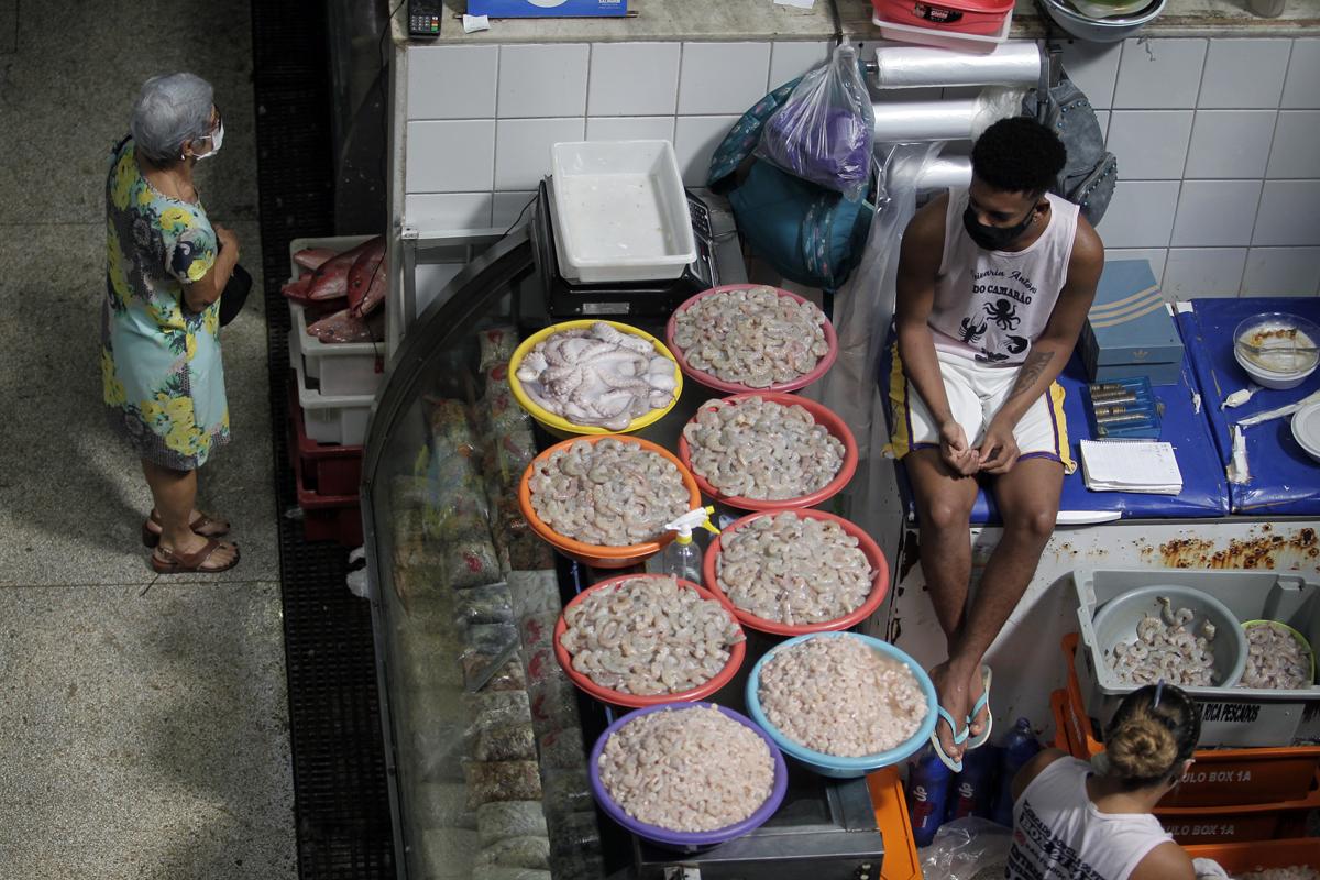 Esse ano, dá para garantir a moqueca com camarão fresco de R$ 18/kg.