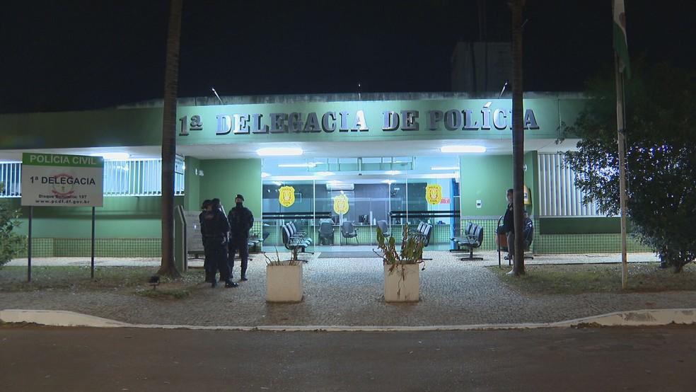 Procurador é preso após atirar em cunhado e acertar na própria mãe no DF