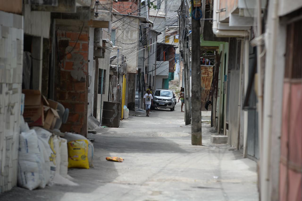 Narandiba carrega o nome de Dulce em uma de suas ruas