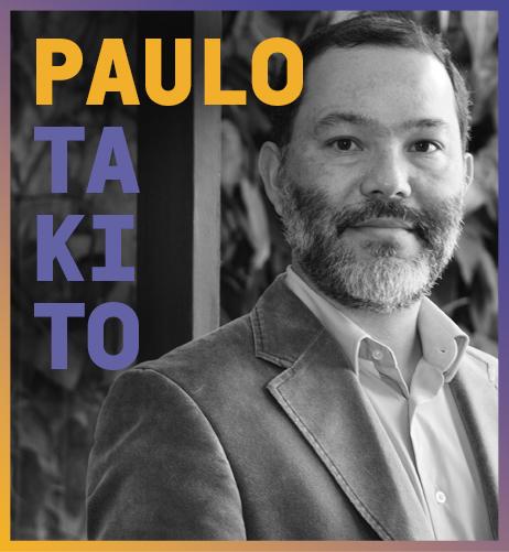 imagem do palestrante do agenda bahia seminário cidades Paulo Takito
